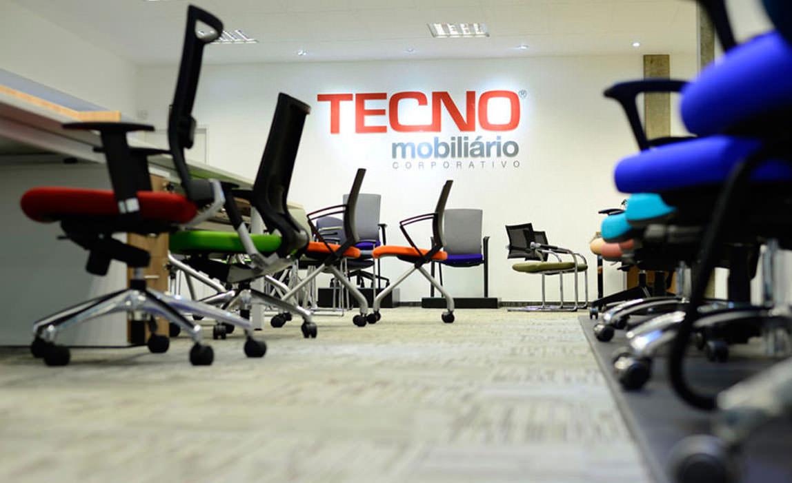 Mobiliário Corporativo Móveis e Assentos para Escritório | Tecno