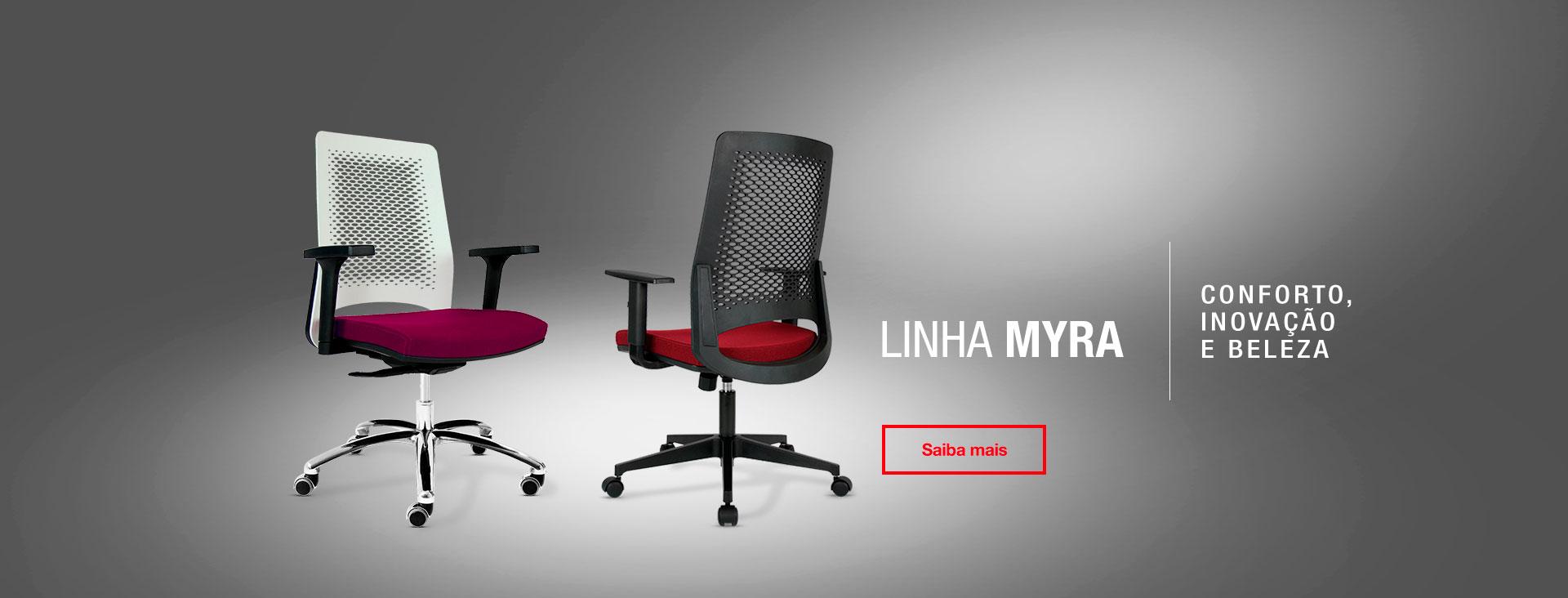 TECNO MOBILIÁRIO CORPORATIVO Cadeiras e mobiliários de